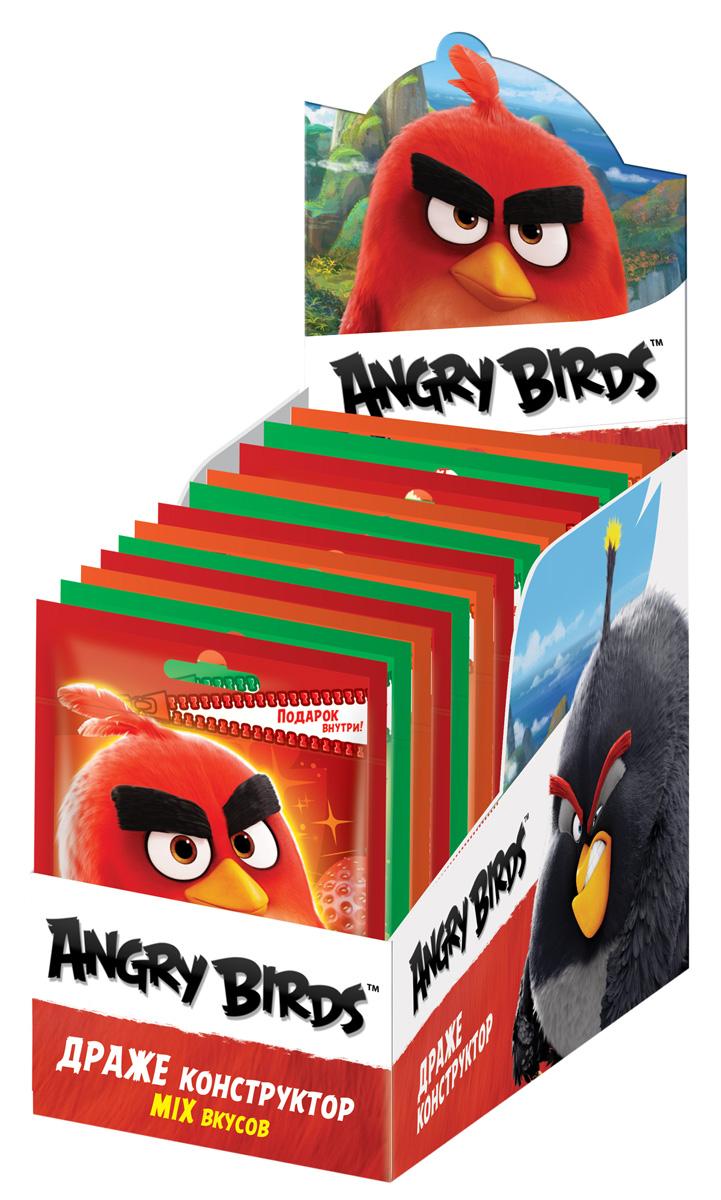Конфитрейд Angry Birds Movie драже конструктор с паззлом, 24 шт по 12 г цены онлайн
