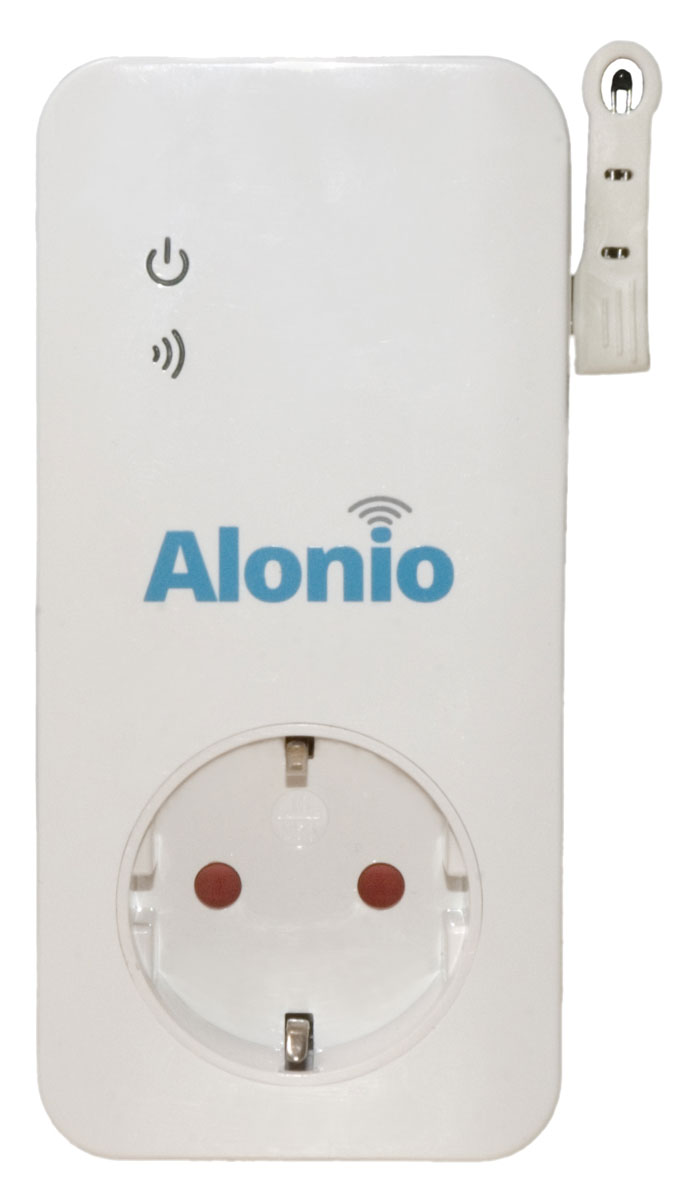 Alonio T6, White GSM розетка gsm access control system by mobile phone sms operated opener rtu 5025 gsm alarm system