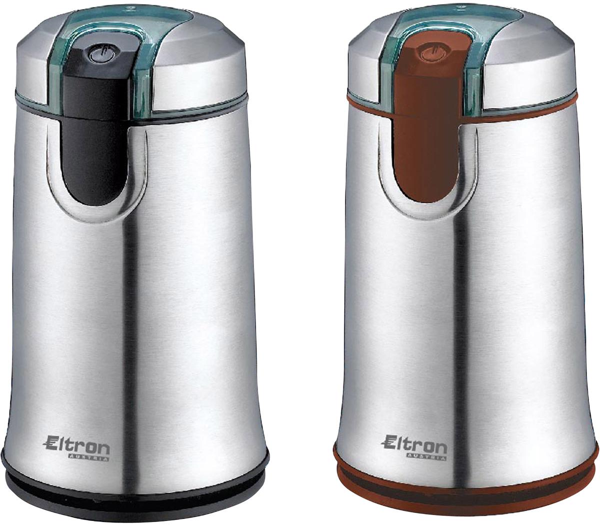 Кофемолка Eltron EL-2016б Silver aresa ar 3602 кофемолка