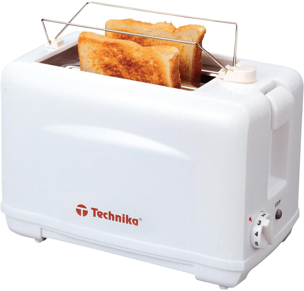 лучшая цена Тостер Technika 306 А, White
