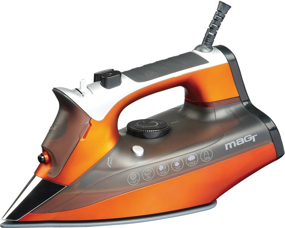 лучшая цена Утюг Magtek 2301 Mag, Orange