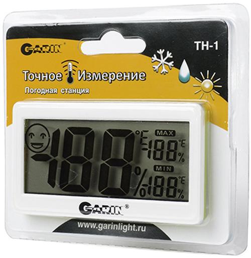 Термометр-гигрометр Garin Точное Измерение TH-1 цена 2017