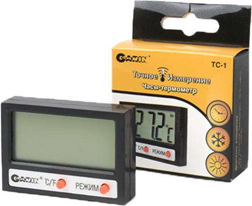 Термометр-часы Garin Точное Измерение TC-1 цена 2017