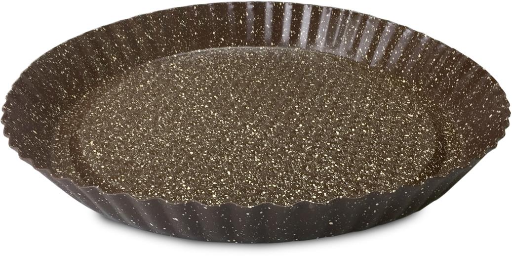 Фото - Форма для выпечки пирога Moulinvilla Brownstone, 28 х 28 х 3 см форма для выпечки хлеба и кекса moulinvilla brownstone 23 х 11 5 см