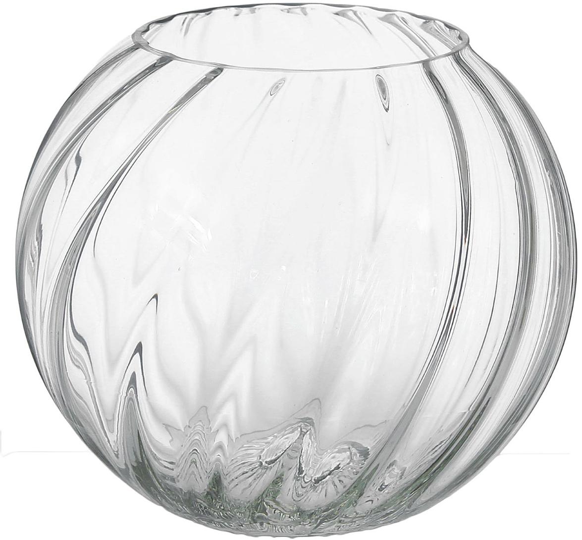 Ваза Шар, 16 см1346372Ваза Шар станет необычным украшением вашей комнаты. Эта ваза станет прекрасным подарком на любое торжество. Ваза выполнена из высококачественного стекла. Ваза - привлекательная деталь, которая поможет воплотить вашу интерьерную идею, создать неповторимую атмосферу в вашем доме.