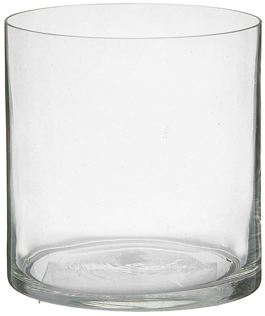 Ваза Evis Трубка, 2 л ваза шар evis сиреневый мираж цвет сиреневый 3 л