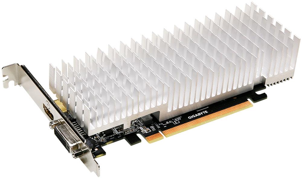 Gigabyte GeForce GT 1030 Silent Low Profile 2GB видеокарта