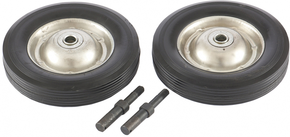 Набор ручек и колес для транспортировки генераторов Denzel