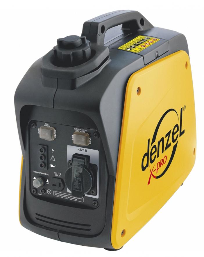 цена на Генератор Denzel GT-950i, инверторный