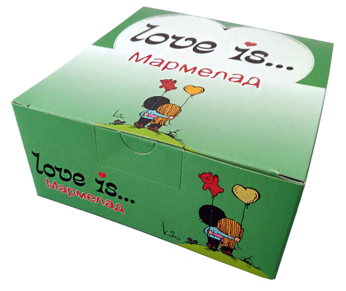 Love Is ЖуйМиксик мармелад жевательный со вкусом Мята-Лимон-Лайм, 24 шт по 25 г жевательный мармелад mamba фруктовый микс 24 шт х 72 г