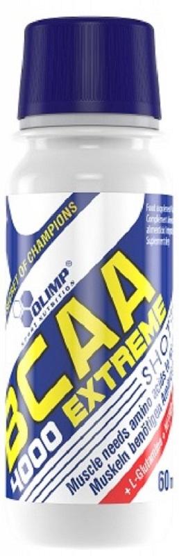 БЦАА Olimp Sport Nutrition BCAA Extreme 4000, апельсин, 60 мл кружка printio optimum nutrition bcaa