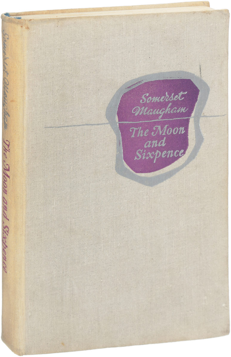S. Maugham The moon and sixpence w somerset maugham the moon and sixpence