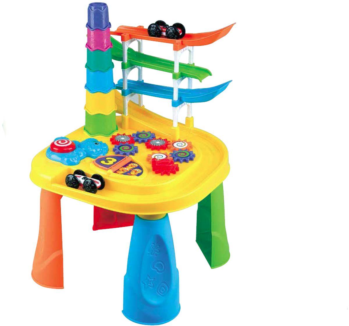 PlayGo Развивающий центр Стол развивающий центр playgo на кроватку подсолнух 2458