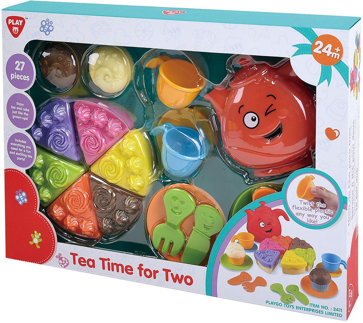 Playgo Игровой набор Набор для чаепития