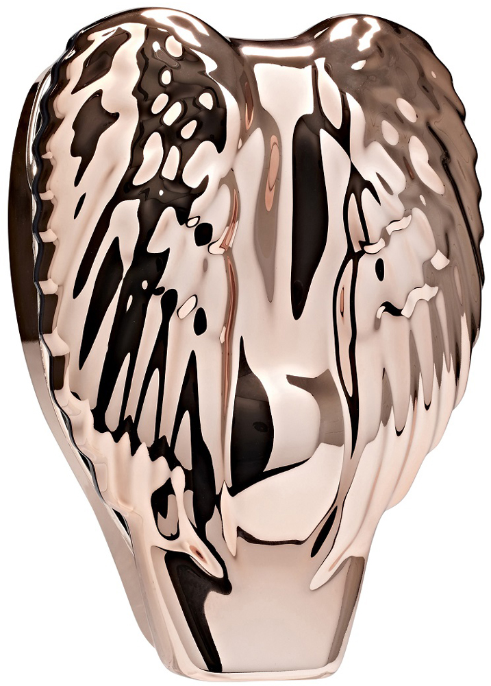 Tangle Angel Pro Расческа для волос Compact Rose Gold, компактная, с зеркалом