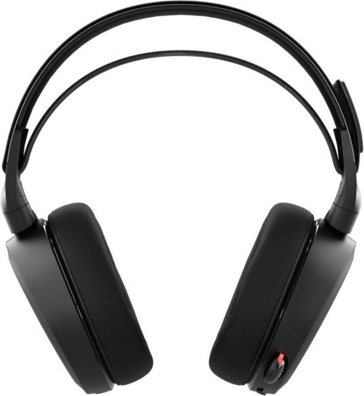 Steelseries Arctis 7, Black игровые наушники наушники с микрофоном steelseries arctis 5