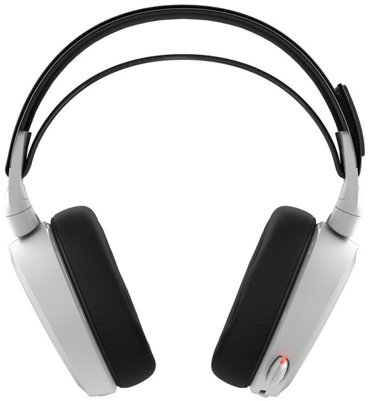 Steelseries Arctis 7, White игровые наушники наушники с микрофоном steelseries arctis 5