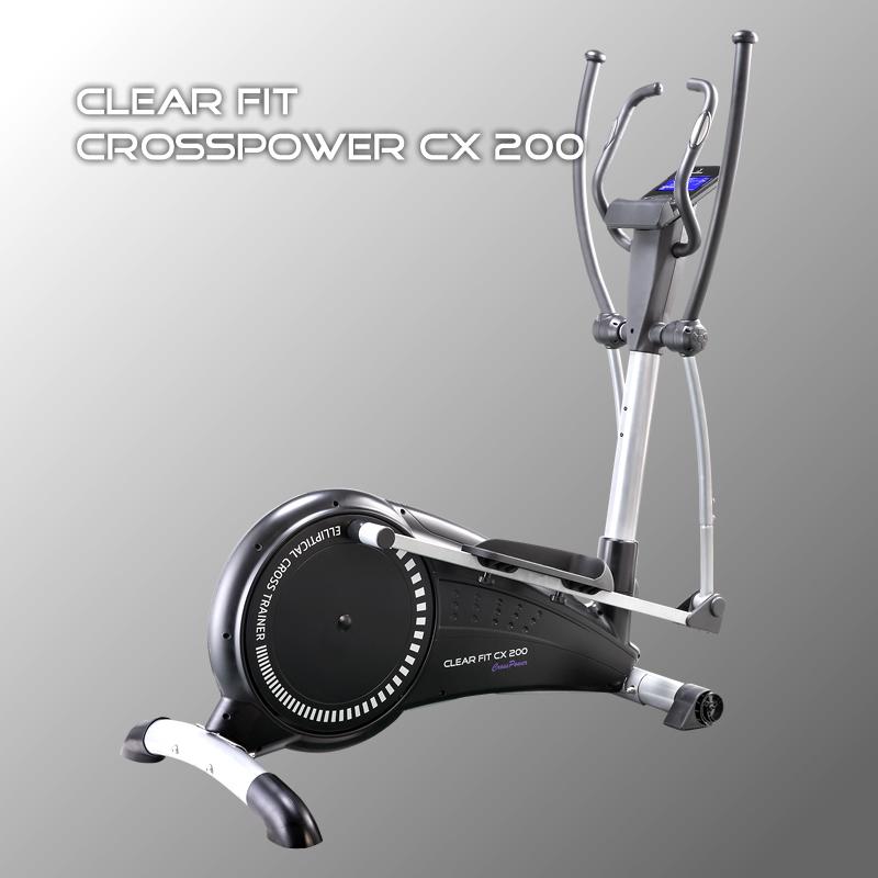 Эллиптический тренажер Clear Fit CrossPower CX 200