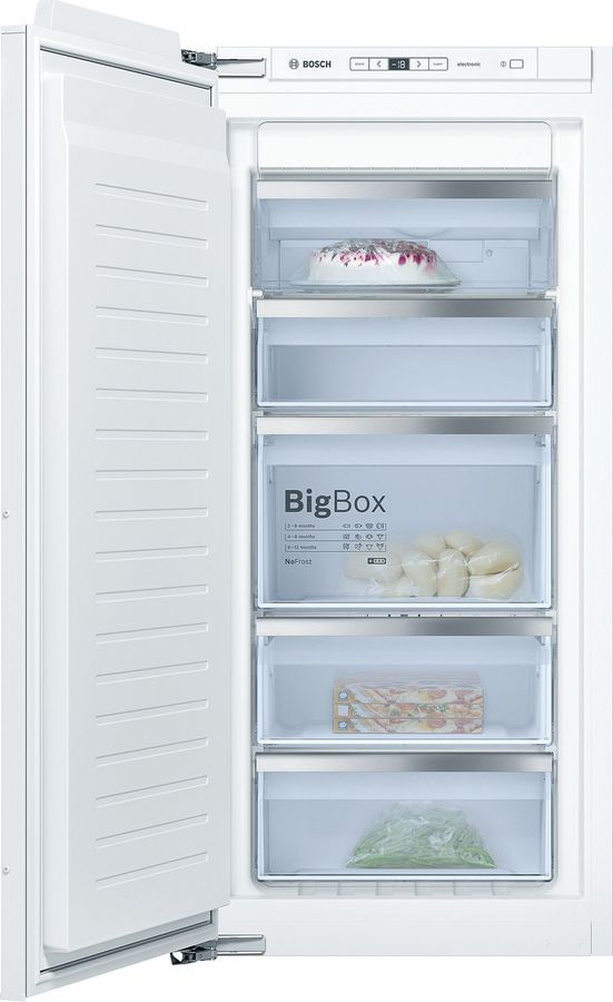 Bosch GIN41AE20R морозильник встраиваемый