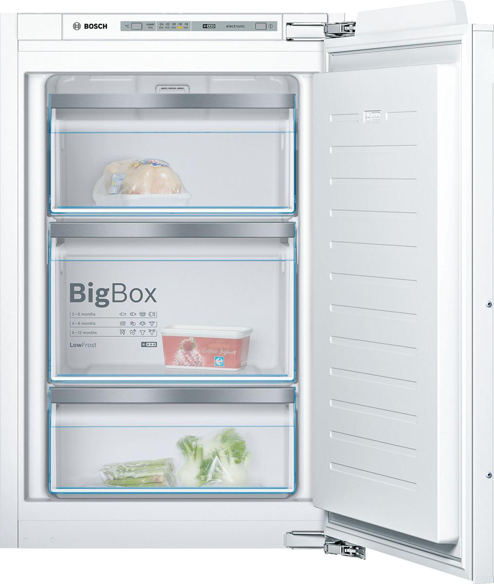 Bosch GIV21AF20R морозильник встраиваемый