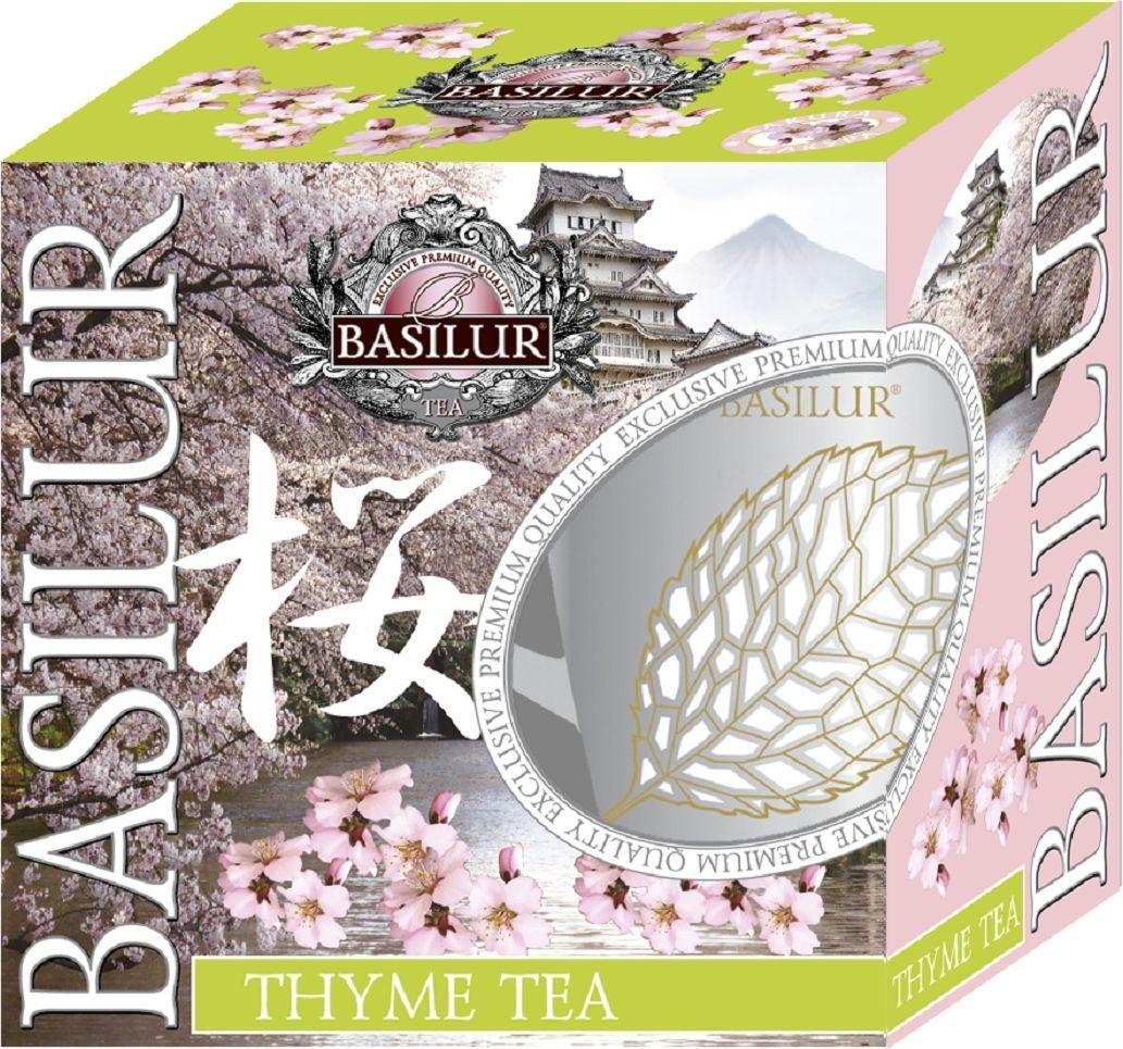 цена на Basilur чайный набор чай черный и кружка витражная, 75 г