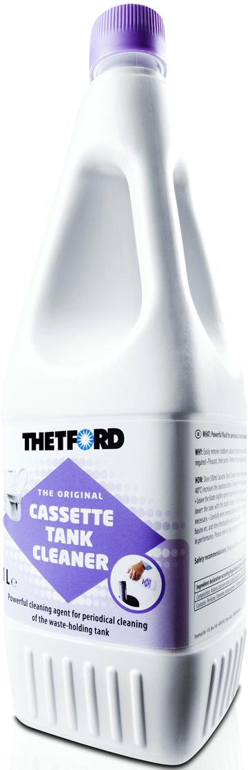 Жидкость для септиков и биотуалетов Thetford Cassete Tank Cleaner, 1 л