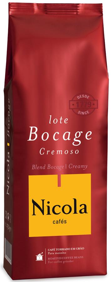 Nicola Bocage кофе молотый, 250 г бады из вьетнама