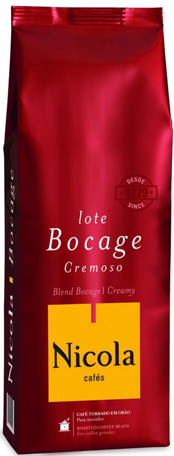 Nikola Bocage кофе в зернах, 1 кг бады из вьетнама