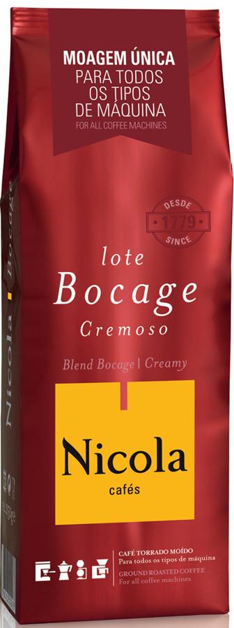 Nikola Bocage кофе в зернах, 250 г бады из вьетнама