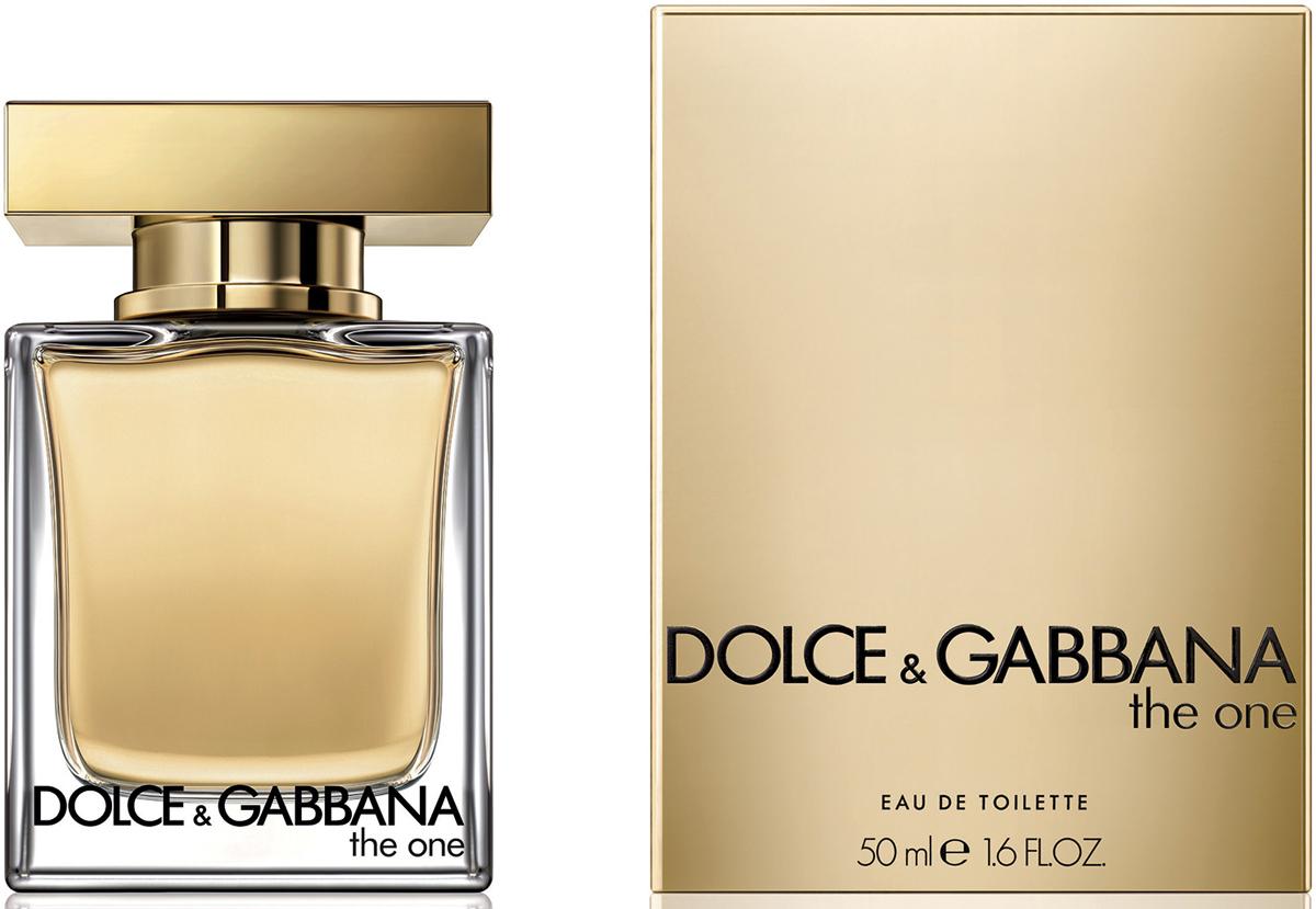 Dolce&Gabbana The One Туалетная вода, 50 мл