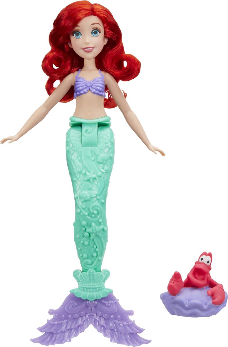 Disney Princess Кукла Ариэль с Себастьяном