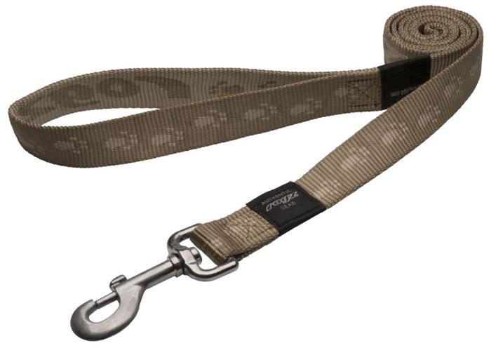 Поводок для собак Rogz Alpinist, удлиненный, цвет: коричневый, ширина 2,5 см. Размер XL. HLL27M поводок для собак rogz alpinist удлиненный цвет коричневый ширина 2 5 см размер xl hll27j