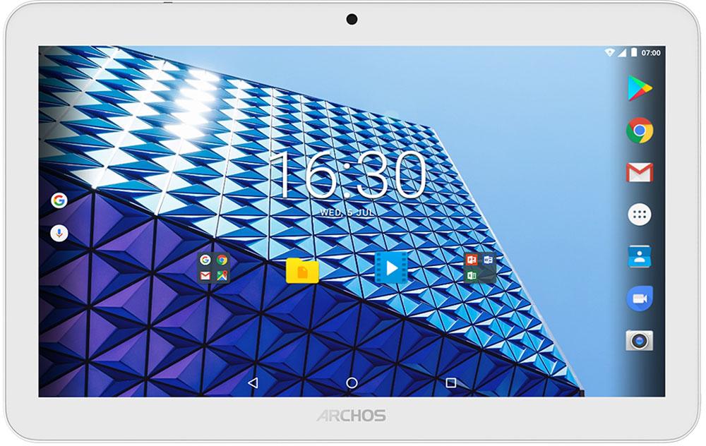 Планшет Archos Access 101 3G, 16 ГБ, белый недорго, оригинальная цена