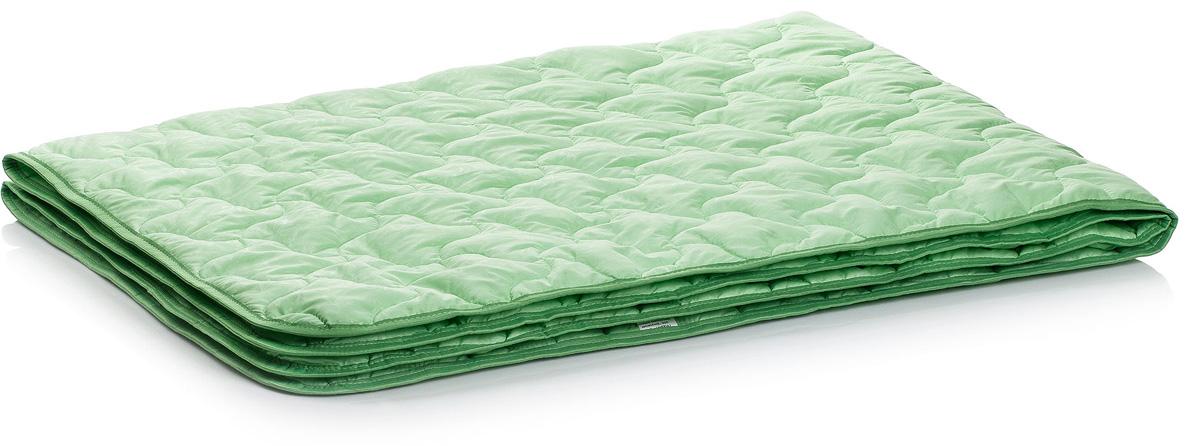 "Одеяло Тихий час ""Бамбук"", цвет: зеленый, 172 х 205 см"