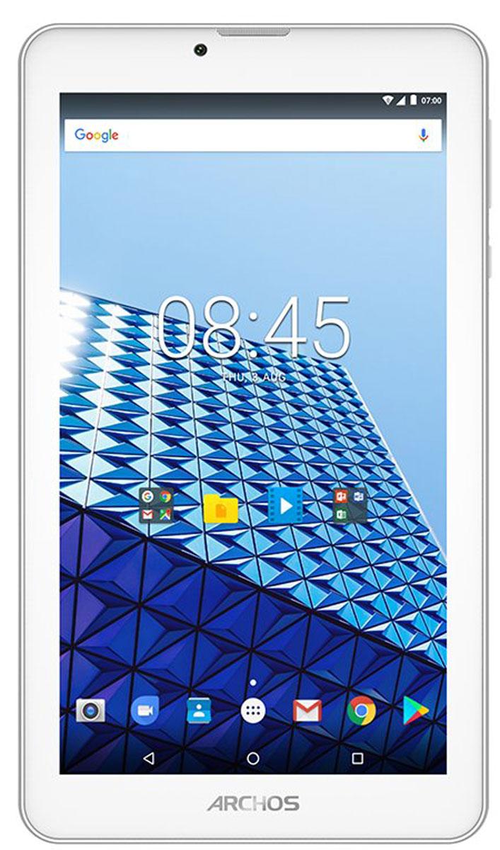 Планшет Archos Access 70 3G, 8 ГБ, белый недорго, оригинальная цена