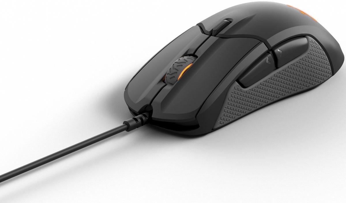 лучшая цена Игровая мышь SteelSeries Rival 310, Black