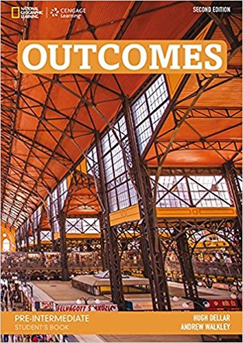 Outcomes Pre-Intermediate with Access Code and Class DVD outcomes advanced with access code and class dvd