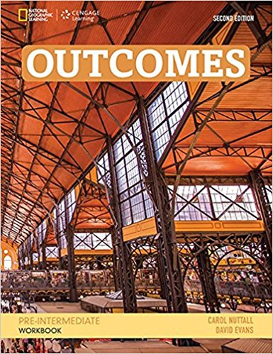 Фото - Outcomes Pre-Intermediate: Workbook (+ CD) outcomes upper intermediate workbook cd