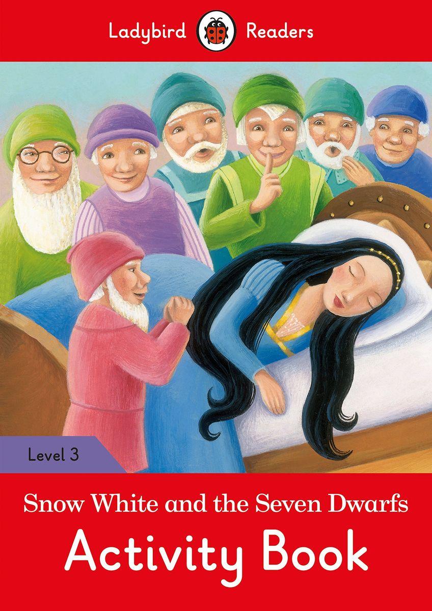 Snow White Activity Book- Ladybird Readers Level 3