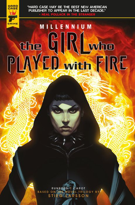 Millennium: Volume 2: The Girl Who Played With Fire larsson stieg the girl who played with fire
