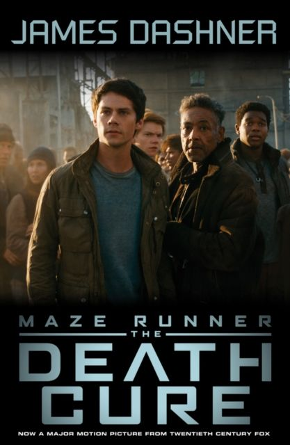 Maze Runner 3: The Death Cure (movie tie-in edition)
