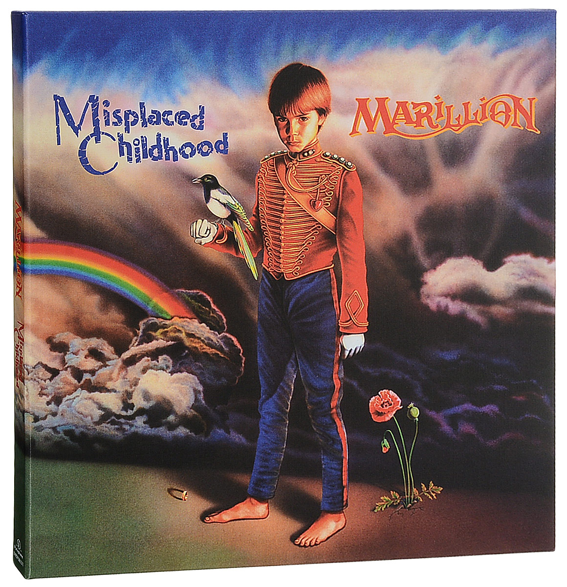 Marillion Marillion. Misplaced Childhood (Deluxe Edition) (4 LP) marillion marillion marillion best live 4 lp