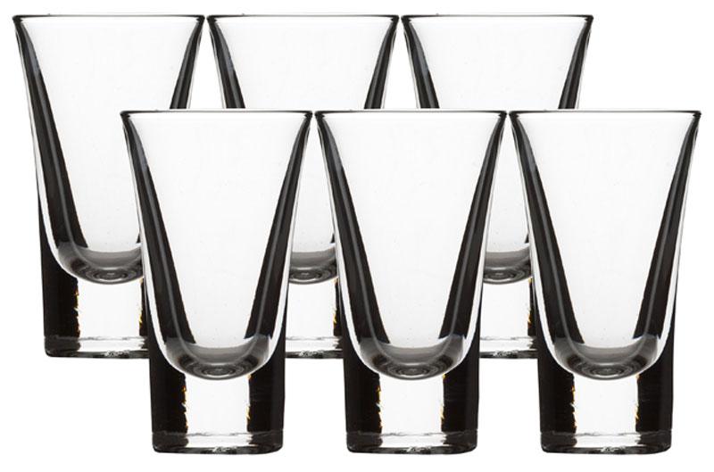 Набор стопок Luminarc Москва, 50 мл, 6 шт набор стопок luminarc лаунж клаб 4шт 50мл стекло