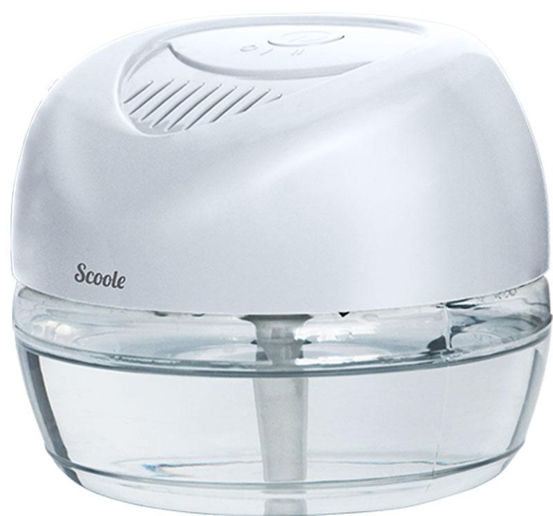Scoole SC AW 01 (W), White мойка воздуха