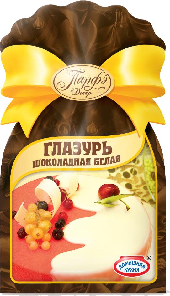 Фото - Парфэ Белая шоколадная глазурь, 100 г парфэ шоколадная глазурь 100 г