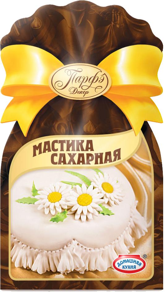 Парфэ Мастика белая, 150 г пудовъ мастика сахарная сиреневая 100 г