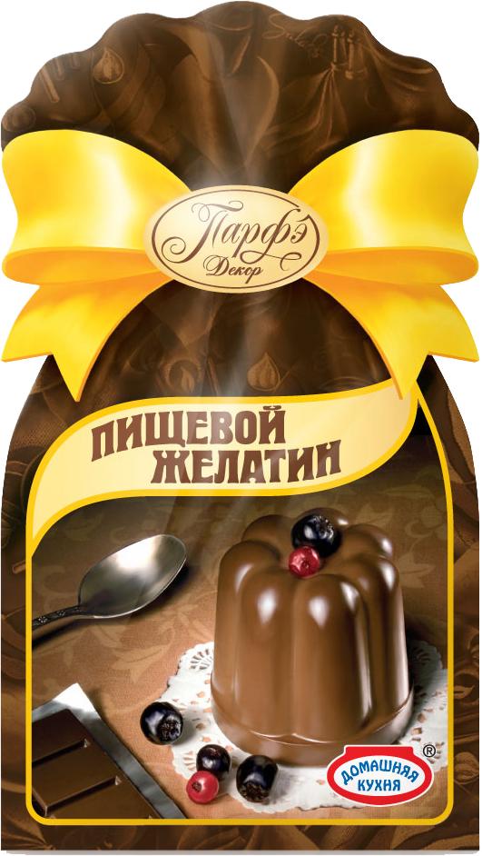Парфэ Желатин,5пакетиков по 6 г для волос яйцо и желатин