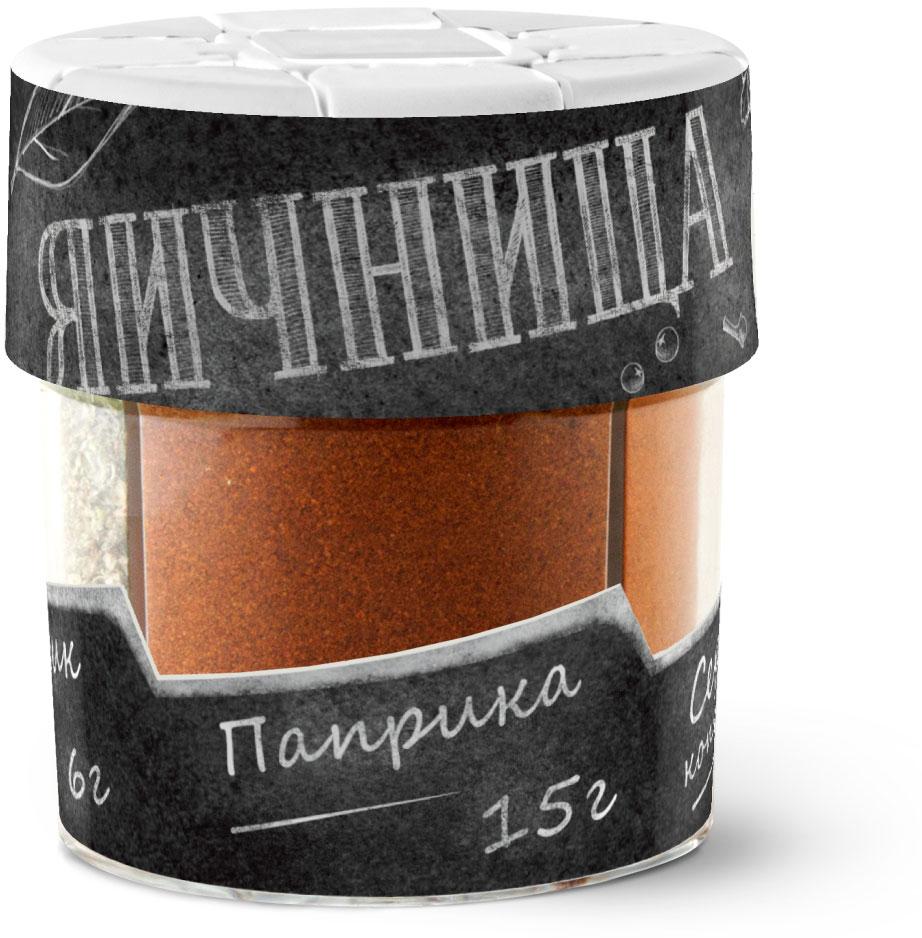 Домашняя кухня Набор приправ Яичница, 72 г домашняя кухня соль халит 50 г