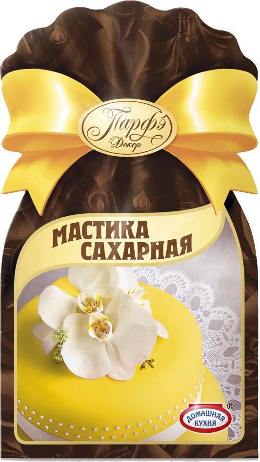 Парфэ Мастика желтая, 150 г пудовъ мастика сахарная сиреневая 100 г