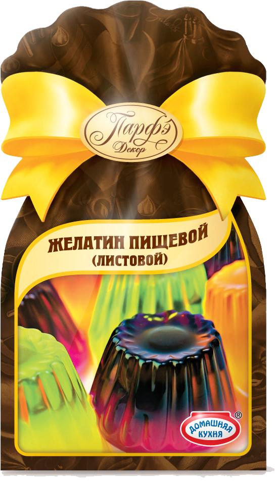 Парфэ Желатин листовой, 12 г для волос желатин